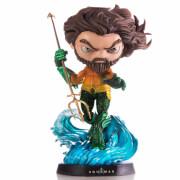 Iron Studios DC Comics Aquaman Mini Co. Figurine en PVC Deluxe Aquaman 9 cm
