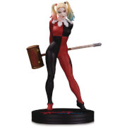 DC Collectibles DC Cover Girls Harley Quinn By Frank Cho Statue