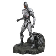 DC Gallery JLA Movie Gallery Cyborg PVC Figure