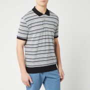 PS Paul Smith Men's Regular Fit Polo Shirt - Slate - S