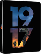 1917 – Zavvi Exklusives 4K Ultra HD Steelbook (Inkl. 2D Blu-ray)