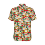 Limited Edition Back to the Future Floral Printed Shirt - Zavvi Exclusive