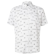 Limited Edition The Joker Ditsy Stripe Printed Shirt - Zavvi Exclusive