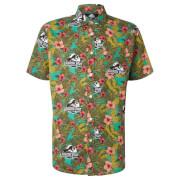 Limited Edition Jurassic Park Botanical Printed Shirt - Zavvi Exclusive