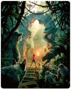 The Jungle Book (Live Action) – Zavvi Exclusive 4K Ultra HD Steelbook (Includes 2D Blu-ray)
