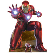 Star Cutouts The Avengers Iron Man Oversized Cardboard Cut Out