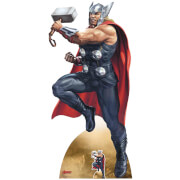 Star Cutouts The Avengers Thor Oversized Cardboard Cut Out