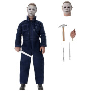 NECA Halloween 2 - 8 Inch Clothed Action Figure - Michael Myers