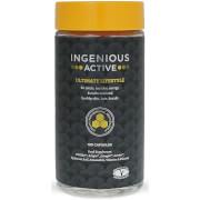 Ingenious Active Jar - 100 Capsules