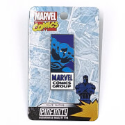 Pin's Réalité Augmentée Marvel Black Panther Comic