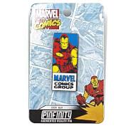 Marvel Iron Man Comic Augmented Reality Pin Badge