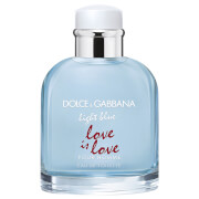 Купить Dolce & Gabbana Light Blue Pour Homme Love Is Love Eau de Toilette 75ml