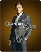 Exclusivité Zavvi : Steelbook Quantum of Solace - 4K Ultra HD (Blu-ray 2D Inclus)