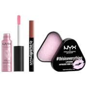 nyx professional makeup vegan hydrating lip treats - exclusive
