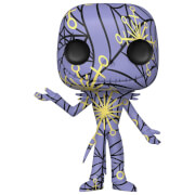 Disney Nightmare Before Christmas Jack with Case (Artist's Series) Pop! Vinyl Figure