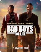 Bad Boys For Life - Zavvi Exclusive 4K Ultra HD Steelbook (Includes 2D Blu-ray)