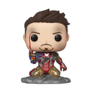 Figurine Pop! Je Suis Iron Man EXC - Iron man - PX Previews Marvel
