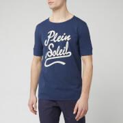 Lanvin Men's Plein Soleil Patch T-Shirt - Marine - S