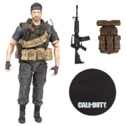Figura de acción Frank Woods McFarlane Toys 15 cm - Call of Duty: Black Ops 4
