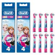 Kids' Opzetborstels Met Frozen figuren, Verpakking Van 8