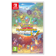 Pokemon Mystery Dungeon Rescue