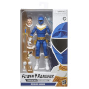 Hasbro Power Rangers S.P.D. Collection Mighty Morphin Blue Ranger 6 Inch Action Figure