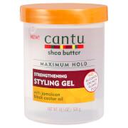 Купить Cantu Shea Butter Maximum Hold Strengthening Styling Gel with Jamaican Black Castor Oil 18.5 oz