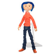 NECA Coraline - Articulated Figure - Coraline in Striped Shirt and Jeans