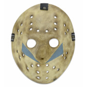 NECA Friday the 13th - Prop Replica - Jason Mask Part 5