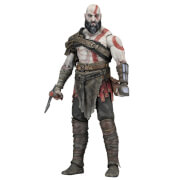 NECA God of War (2018) - 1/4 Scale Figure - Kratos