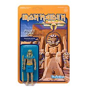 Super7 Iron Maiden ReAction Figure - Powerslave
