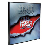 AC/DC - The Razors Edge Crystal Clear Pictures Wall Art