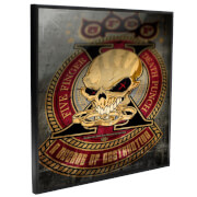 Five Finger Death Punch - Decade Of Destruction Crystal Clear Pictures Wall Art