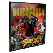 Five Finger Death Punch - Got Your Six Crystal Clear Pictures Wall Art