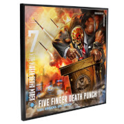 Five Finger Death Punch - Justice For None Crystal Clear Pictures Wall Art