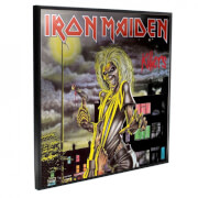Iron Maiden - Killers Crystal Clear Pictures Wall Art