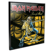 Iron Maiden - Piece Of Mind Crystal Clear Pictures Wall Art