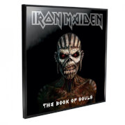 Iron Maiden - The Book Of Souls Crystal Clear Pictures Wall Art