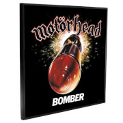 Motorhead - Bomber Crystal Clear Pictures Wall Art