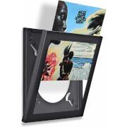 Show and Listen - Black LP Flip Frame