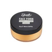 Купить Sleek MakeUP Face Form Baking and Setting Powder - Banana