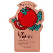 TONYMOLY I'm Tomato Sheet Mask 21ml фото