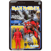 Super7 Iron Maiden ReAction Figure - The Number Of The Beast