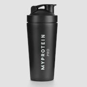 Myprotein Pro Metal Shaker - Black