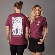 T-shirt Marvel Doctor Strange Issue 169 - Bordeaux - Unisexe