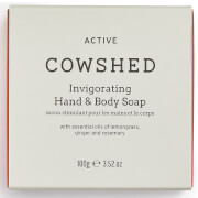 Cowshed Active Hand & Body Soap фото
