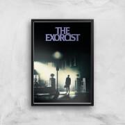 The Exorcist Giclee Art Print