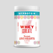 Clear Whey Isolate — Édition Swizzels - Love Hearts