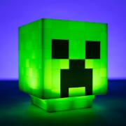 Minecraft Creeper Licht