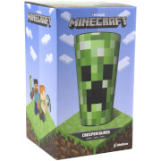 Minecraft Creeper Glass
